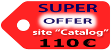 SUPER Offer! For 110 € - the site «Catalog Professional» on a subdomain