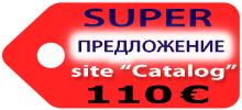 СУПЕР Предложение! За 110 € - сайт «Каталог Профессиональный» на субдомене