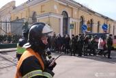 В Петербурге прогремел взрыв в здании военной академии