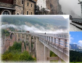 4 Главные достопримечательности Черногории. (Все интересное на сайте - ABCD Веб Дизайн)