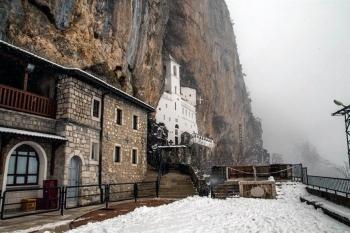 1. Монастырь Острог. (Все интересное на сайте - ABCD Веб Дизайн)