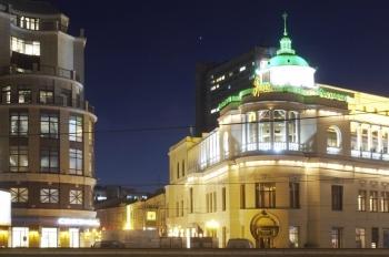 Ресторан «Прага» на Арбате. (Все интересное на сайте - ABCD Веб Дизайн)